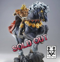 Raoh - King of Hokuto - 1/6 Scale HQ Statue