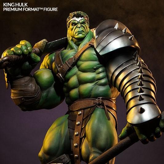 King Hulk - Premium Format Statue