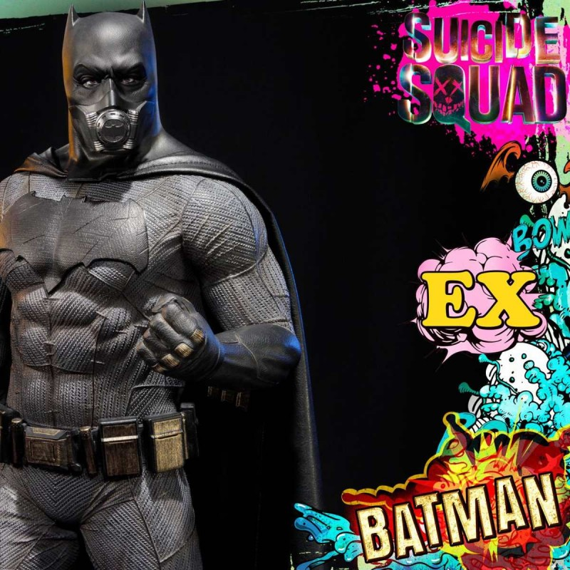 Batman Exclusive - Suicide Squad - 1/3 Scale Statue