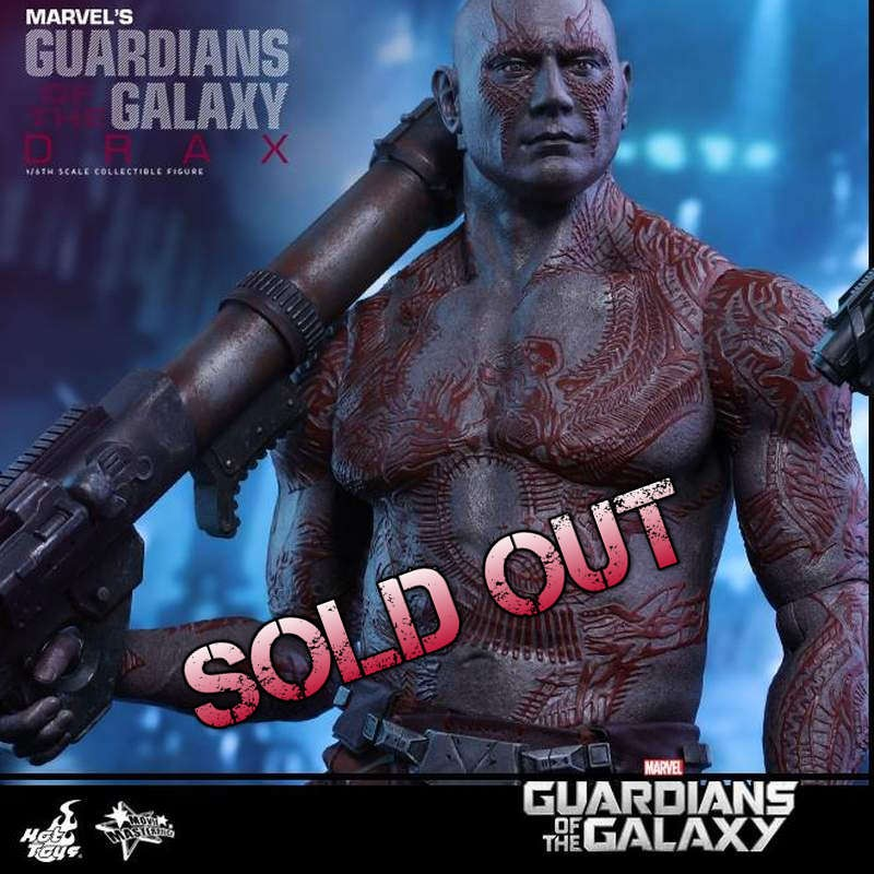 Drax - Guardians of the Galaxy - 1/6 Scale Figur