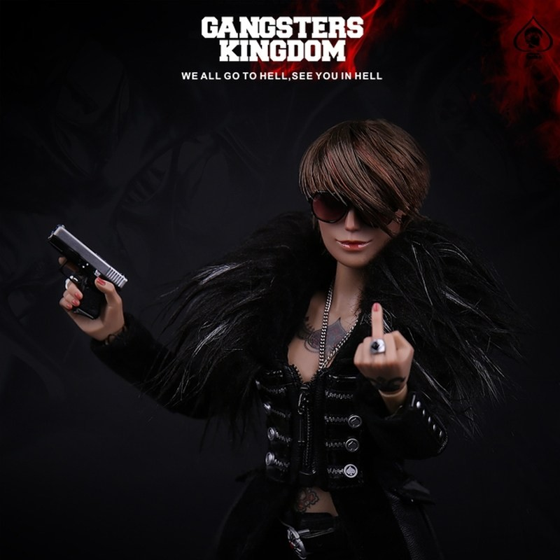Spade 6 - Gangster's Kingdom - 1/6 Scale Actionfigur