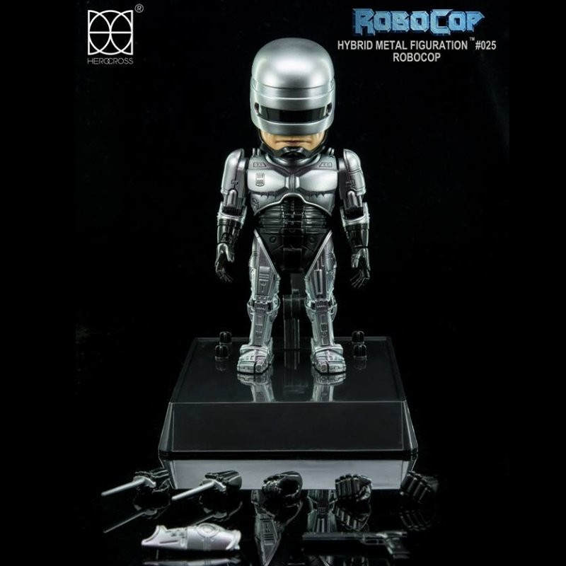 Robocop - Hybrid Metal Figuration
