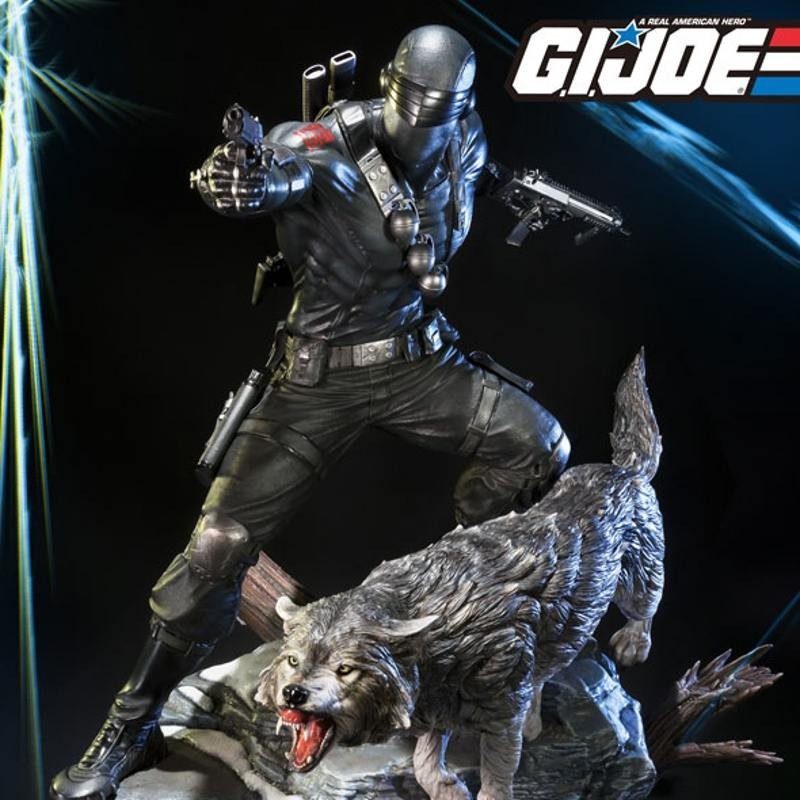 Snake Eyes - G.I. Joe - 1/4 Scale Statue