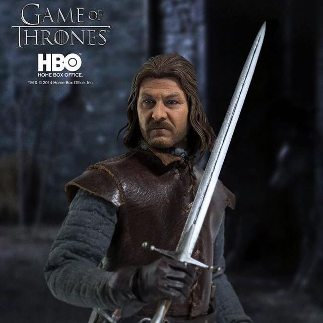 Eddard Stark - Game of Thrones - 1/6 Scale Figur