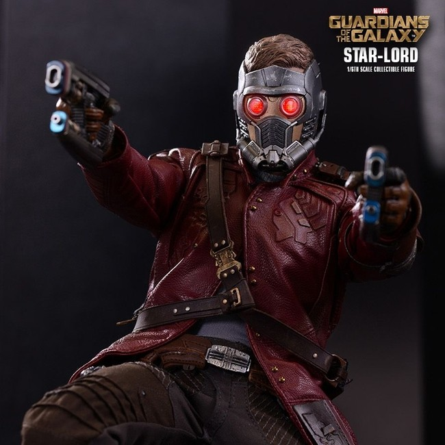 Star-Lord - Guardians of the Galaxy - 1/6 Scale Figur
