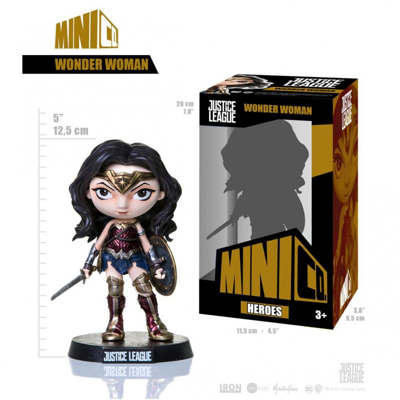 Wonder Woman - Justice League - Mini Co.PVC Figur