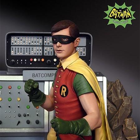 Robin the Boy Wonder - Maquette 27cm