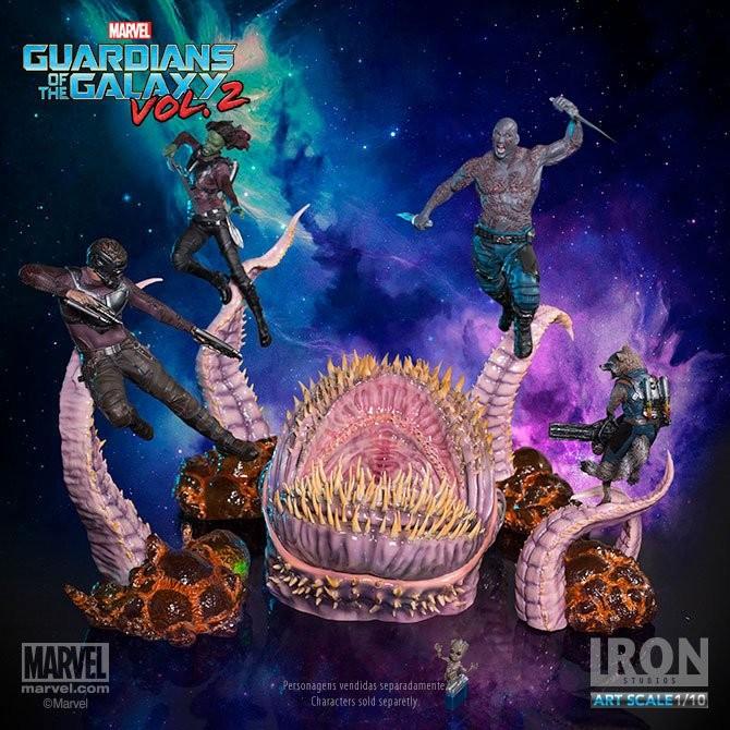 Battle Diorama - Guardians of the Galaxy Vol. 2 - 1/10 Scale Diorama