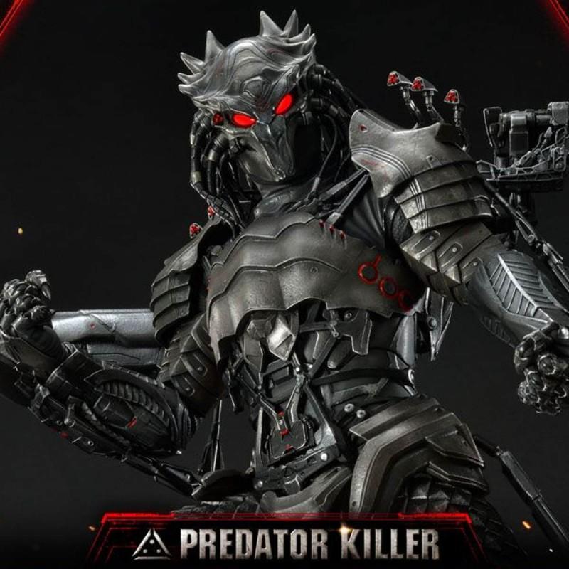 Predator Killer - Predator Upgrade - 1/4 Scale Polystone Statue