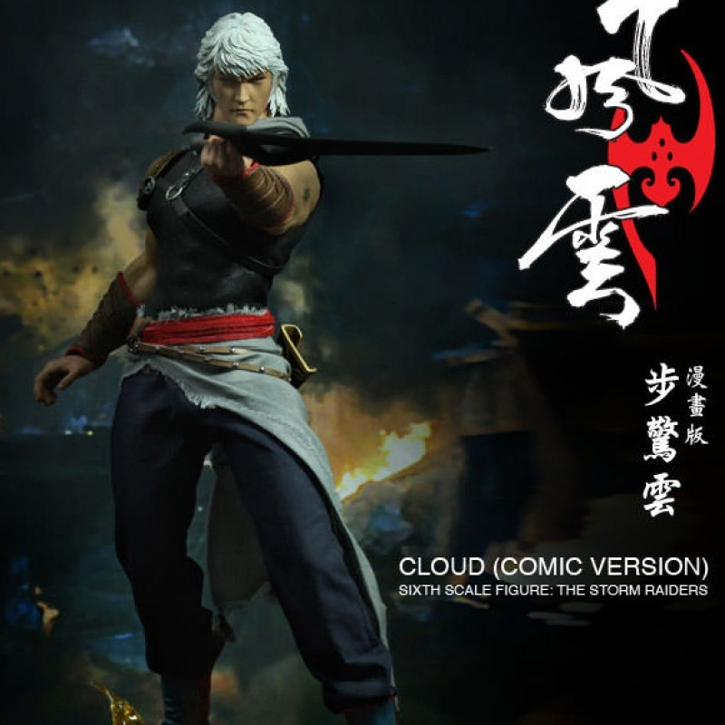 Cloud - The Storm Riders - 1/6 Scale Action Figur