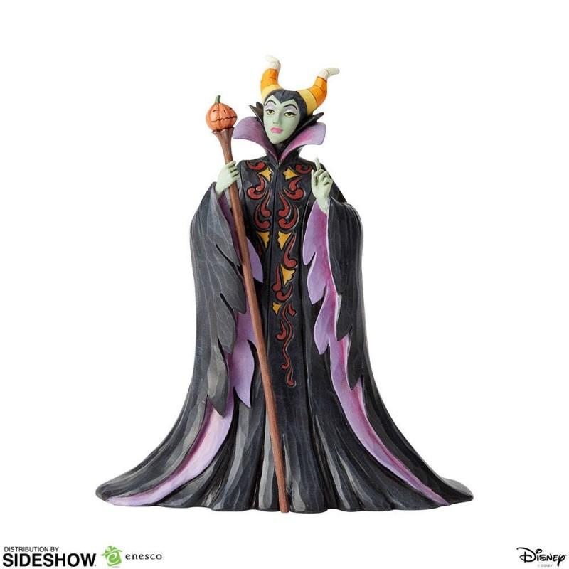 Maleficent Halloween - Dornröschen - Disney Traditions Statue