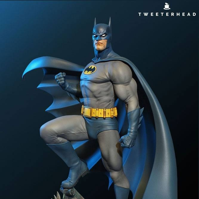 Batman - Super Powers Collection - Maquette 46cm