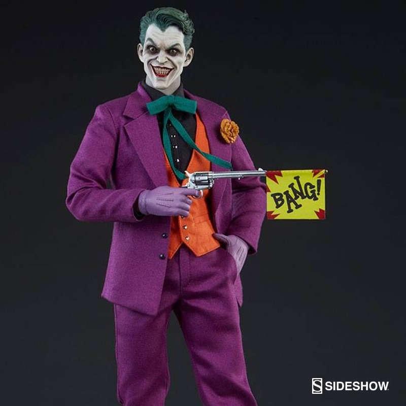 The Joker - DC Comics - 1/6 Scale Action Figur