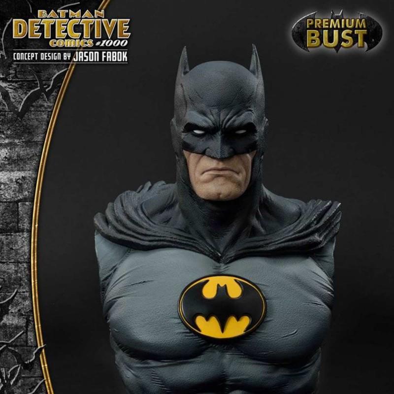 Batman Detective Comics #1000 Concept Design by Jason Fabok - 1/3 Scale Premium Büste