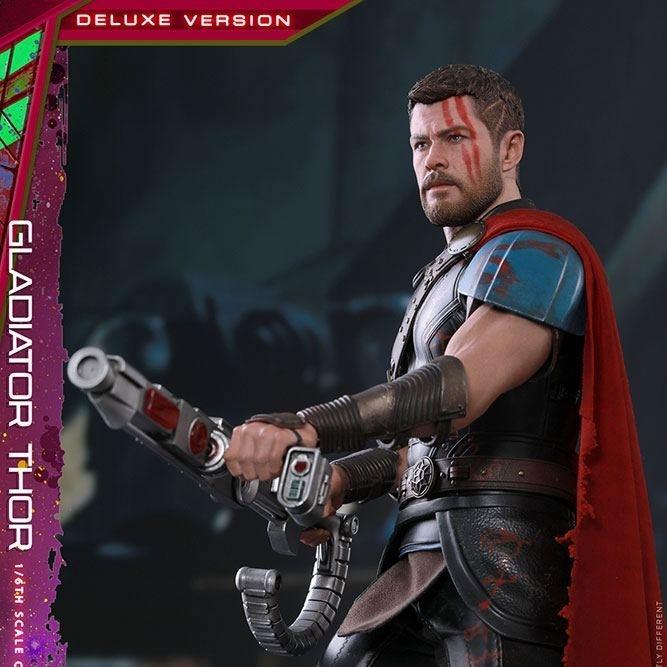 Gladiator Thor Deluxe Version - Thor Ragnarok - 1/6 Scale Figur