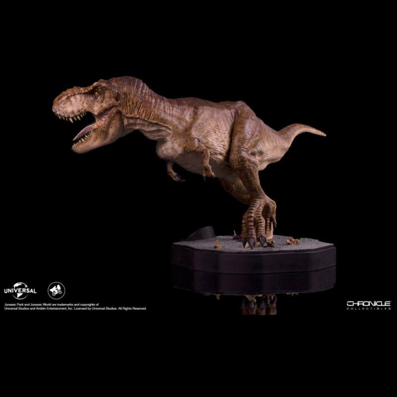 Final Battle Tyrannosaurus Rex - Jurassic World - Polystone Statue