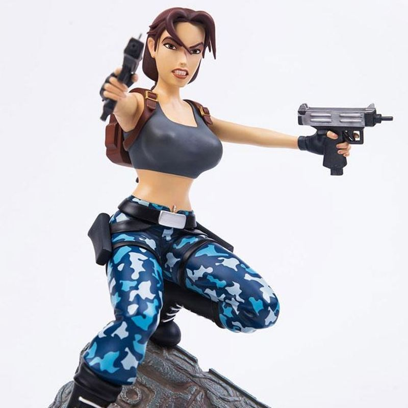 Lara Croft Regular Version - Tomb Raider III - 1/6 Scale Statue