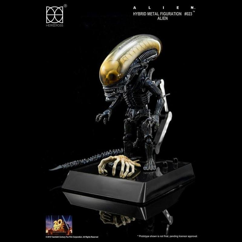 The Alien - Alien - Hybrid Metal Figuration