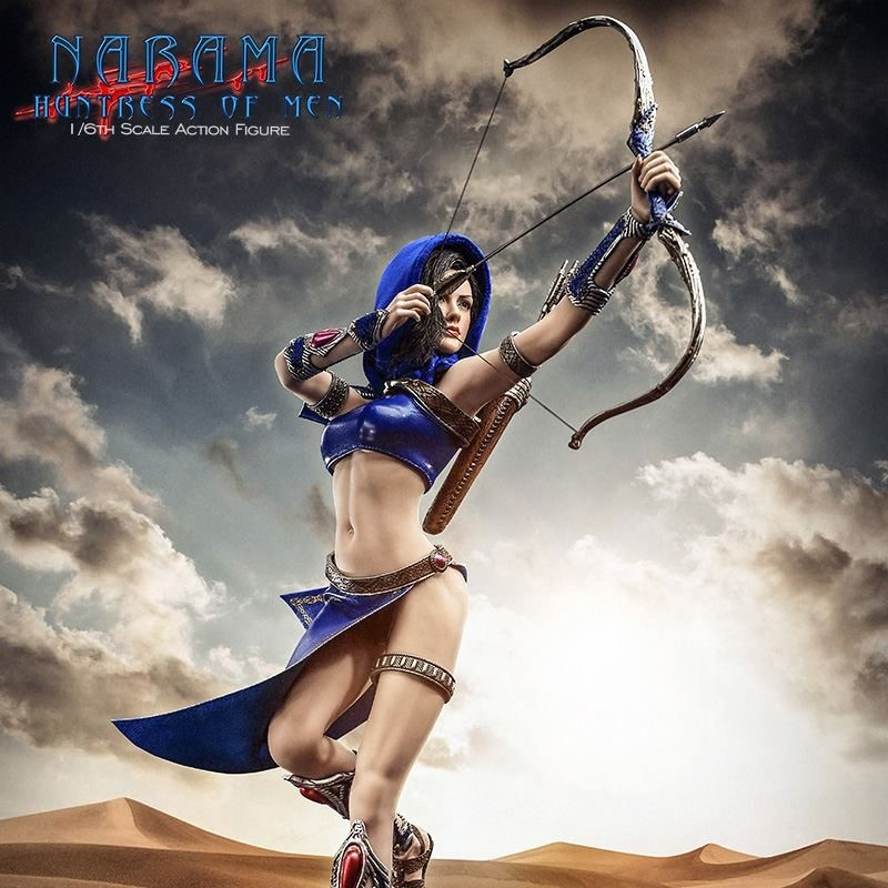 Narama Huntress of Men - 1/6 Scale Actionfigur