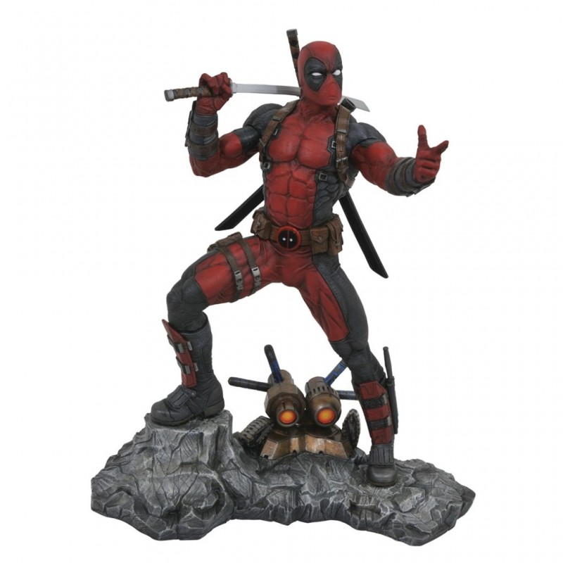Deadpool - Marvel - Premier Collection Statue