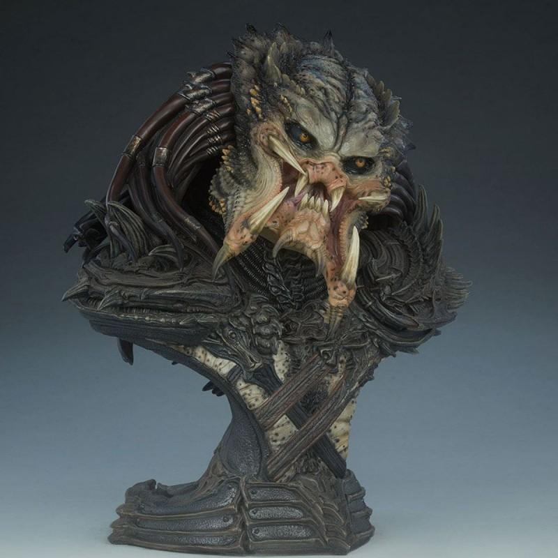 Wolf Predator - Legendary Scale Bust-Copy