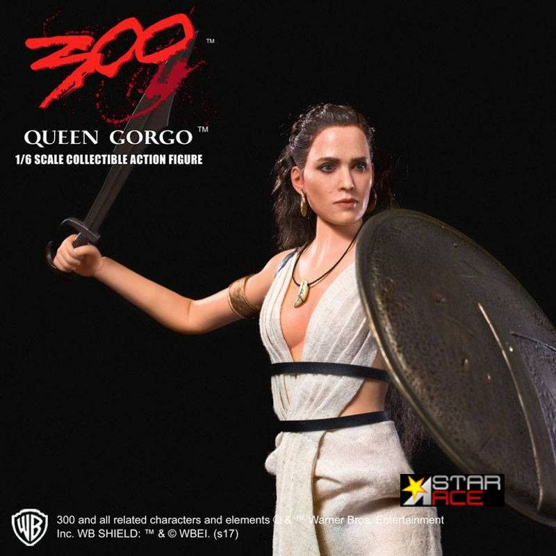 Queen Gorgo - 300 Rise of an Empire - 1/6 Scale Actionfigur