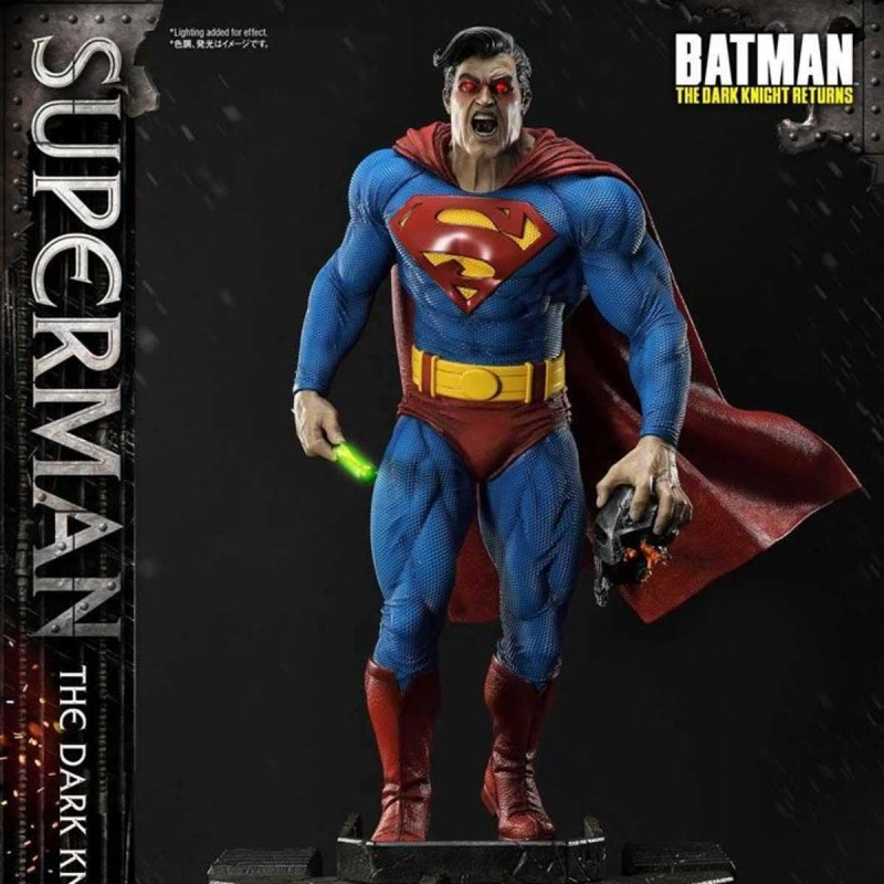 Superman Deluxe Version - Batman:The Dark Knight Returns - 1/3 Scale Museum Masterline Statue