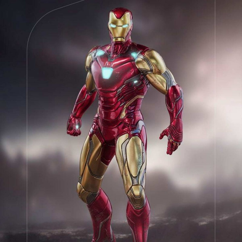 Iron Man Ultimate - Marvel The Infinity Saga - 1/10 BDS Art Scale Statue