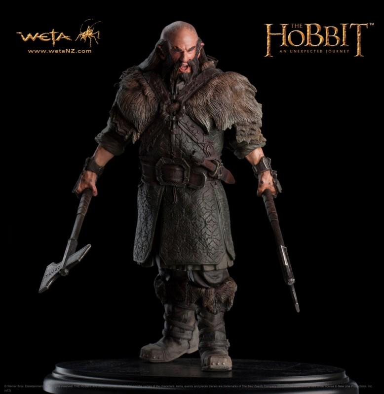 Dwalin - Der Hobbit - 1/6 Scale Statue