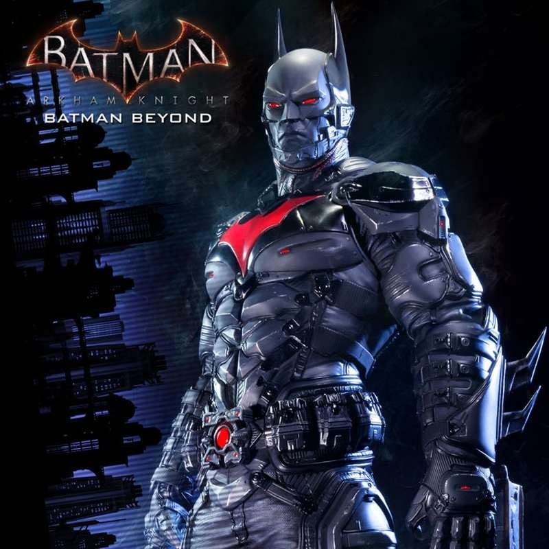 Batman Beyond - Arkham Knight - 1/3 Scale Statue