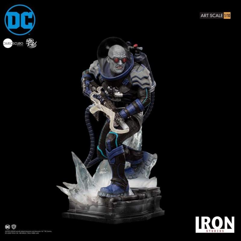 Mr. Freeze by Ivan Reis - DC Comics - 1/10 Art Scale Statue