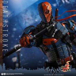 Deathstroke - Batman Arkham Origins - 1/6 Scale Figur