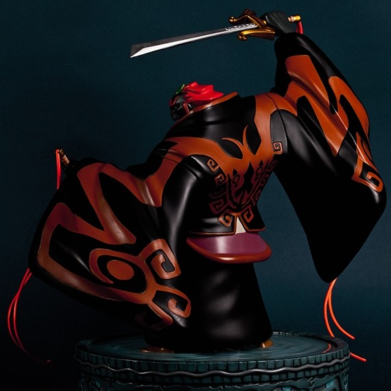 Ganondorf Statue - The Legend of Zelda: Windwaker