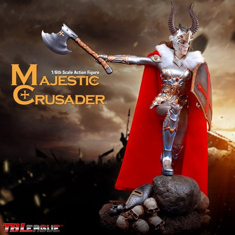 Majestic Crusader - 1/6 Scale Actionfigur
