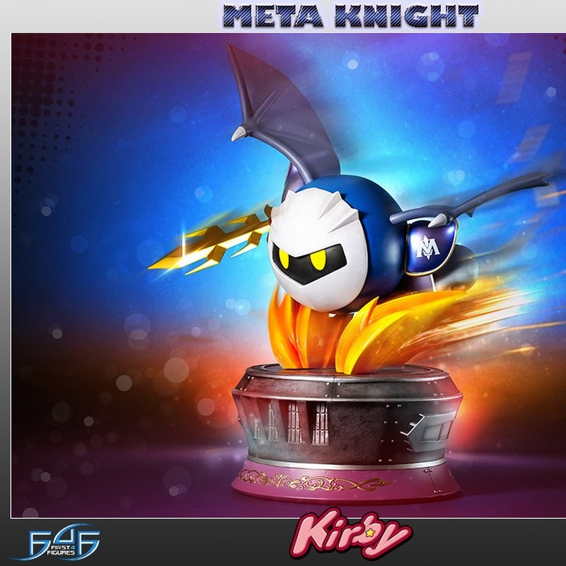 Meta Knight - Kirby - Polystone Statue