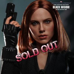 Black Widow - The Winter Soldier - 1/6 Scale Figur