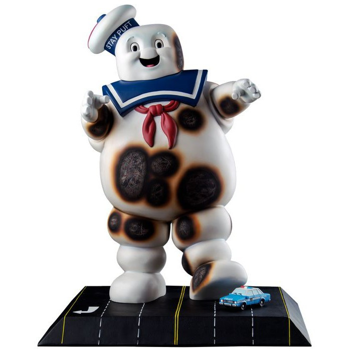 Stay Puft Burnt Variant - Ghostbusters - Limited Edition Statue