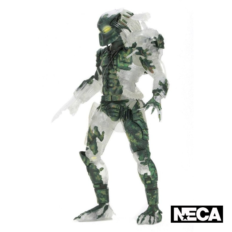 Jungle Demon 30th Anniversary - Predator - 1/4 Scale Actionfigur