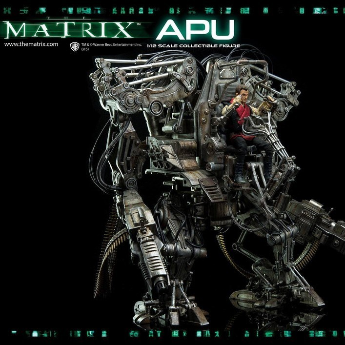 APU - Matrix - 1/12 Scale Figur