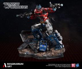 Optimus Prime G1 - Transformers - 1/4 Scale Statue