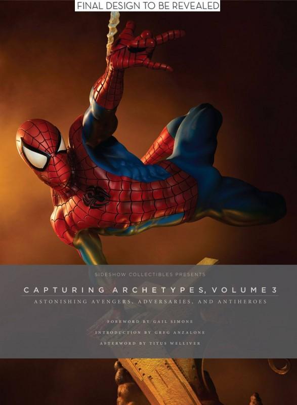 Capturing Archetypes Volume 3 - Art Book