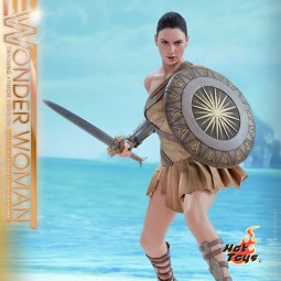Wonder Woman Training Armor - Wonder Woman - 1/6 Scale Figur