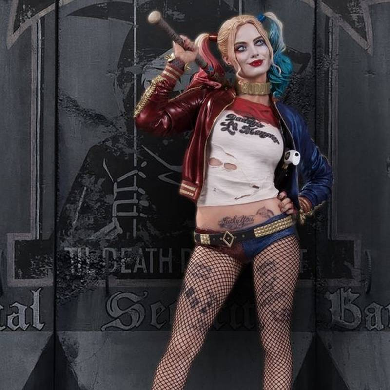 Harley Quinn - Suicide Squad - Resin Statue