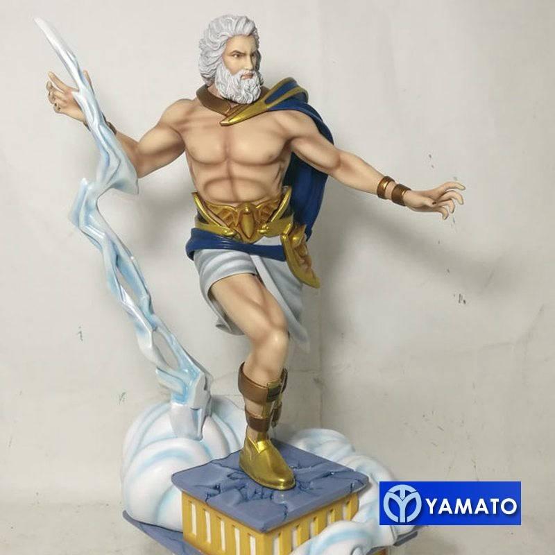 Zeus (Wei Ho) - Greek Mythology - 1/6 Statue