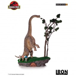 Welcome to Jurassic Park - Jurassic Park - 1/20 Demi Art Scale Statue