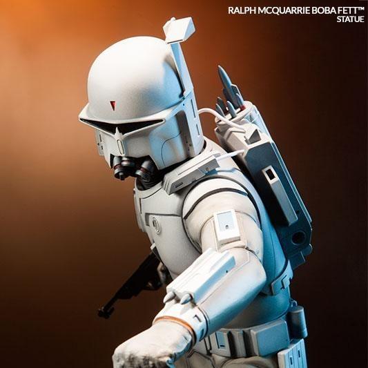 Boba Fett (Ralph McQuarrie) - Star Wars - Statue