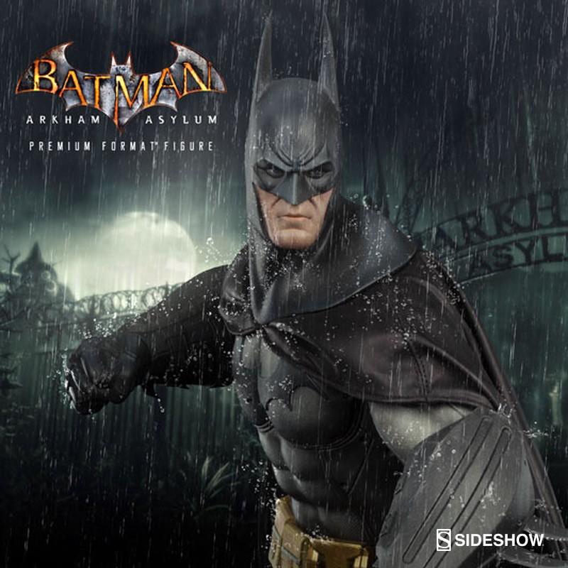 Batman - Arkham Asylum - Premium Format Statue