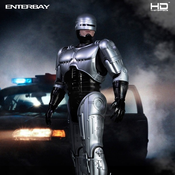 RoboCop 3 - HD Masterpiece - 1/4 Scale Figur