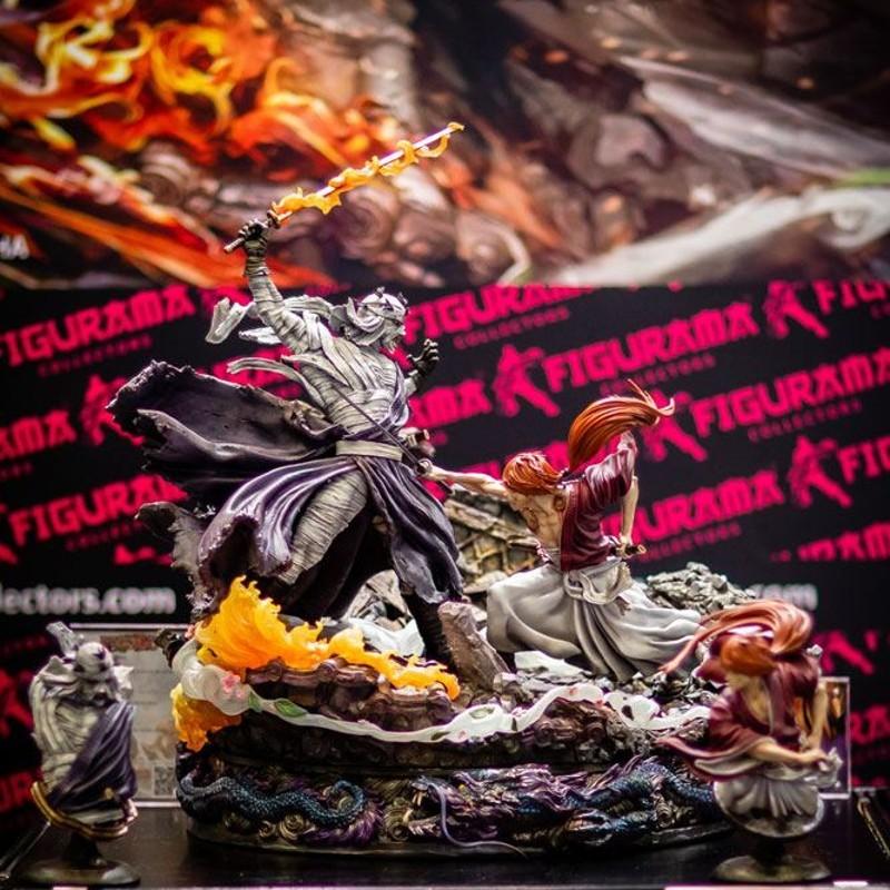 Kenshin vs. Shishio 25th Anniversary Edition - Rurouni Kenshin - 1/6 Elite Exclusive Statue