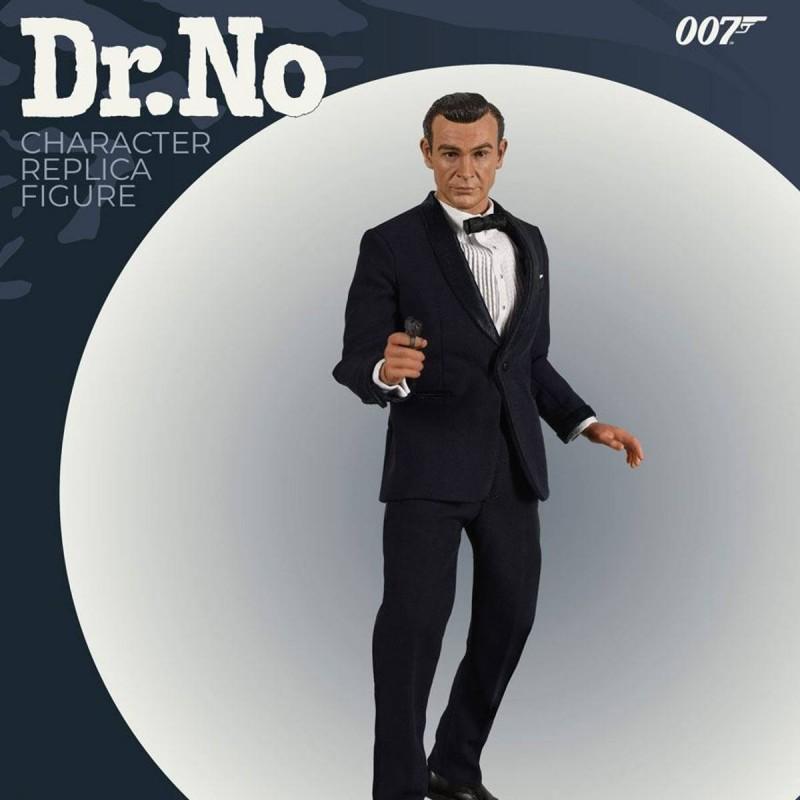James Bond Limited Edition - James Bond - 007 jagt Dr. No - 1/6 Scale Figur